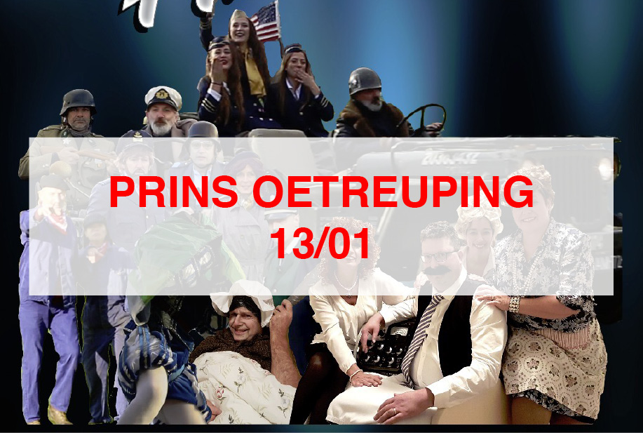 13/01 Prins Oetreuping