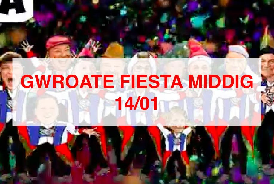 14/01 Gwroate Fiesta Middig